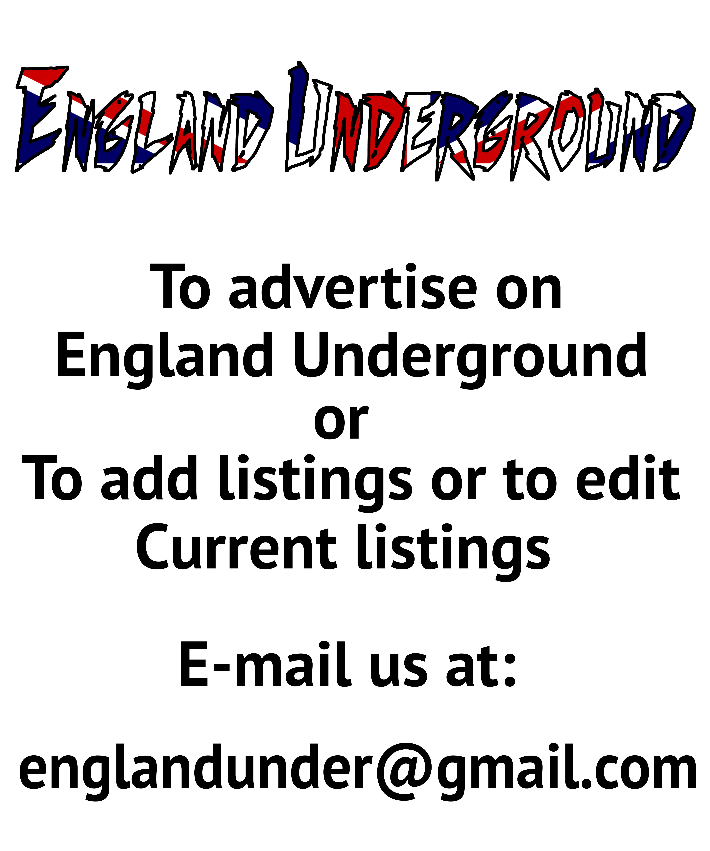 England Underground Contact