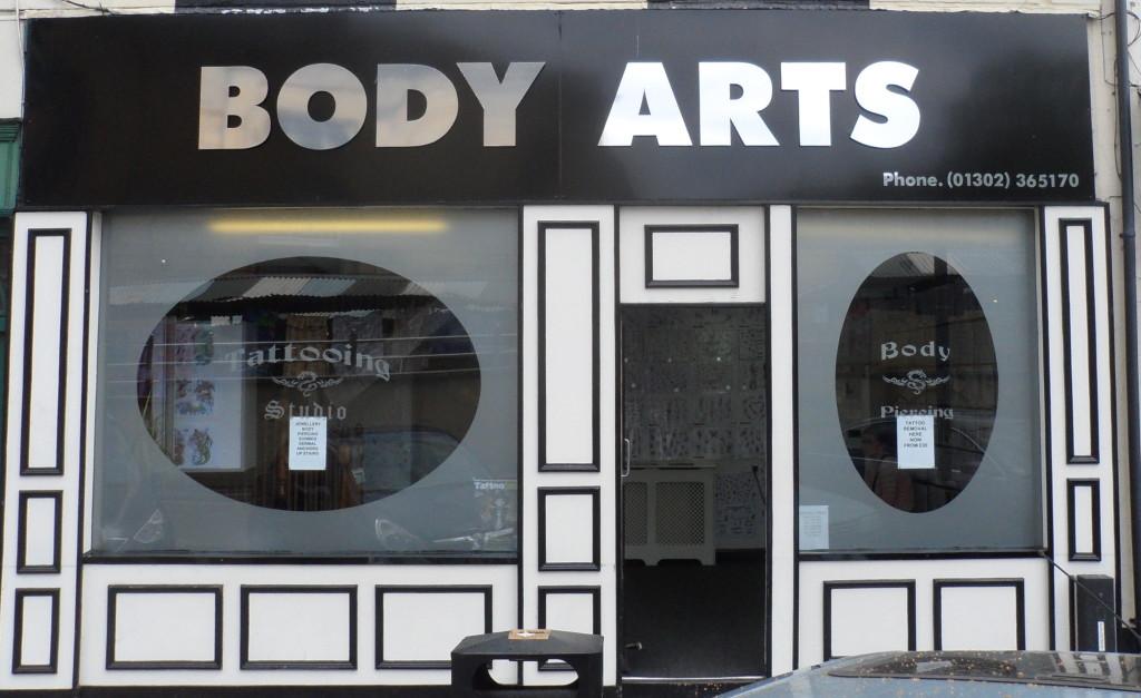 Body Arts Tattoo And Angel Piercing Studio