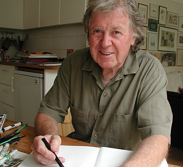 The Home Of Children S Writer And Illustrator David Mckee