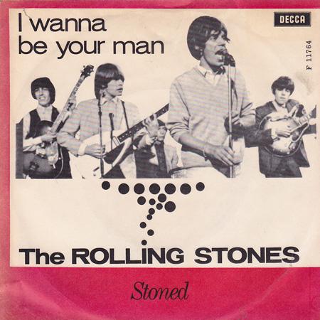 Risultati immagini per wanna be your man rolling stones
