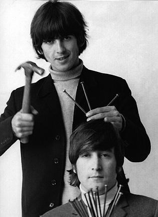 George Harrison Dentist John Lennon
