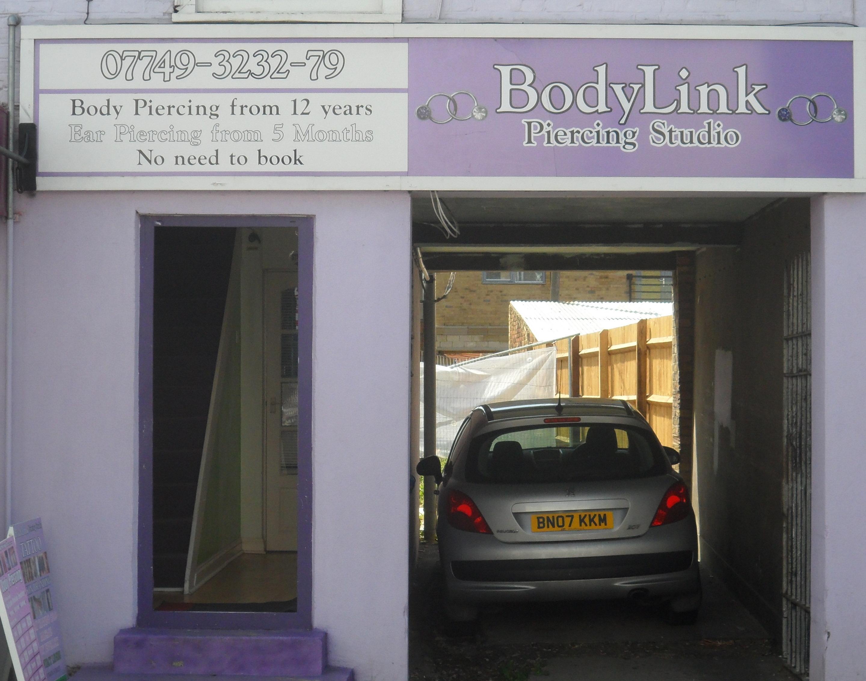 Body piercing maidstone