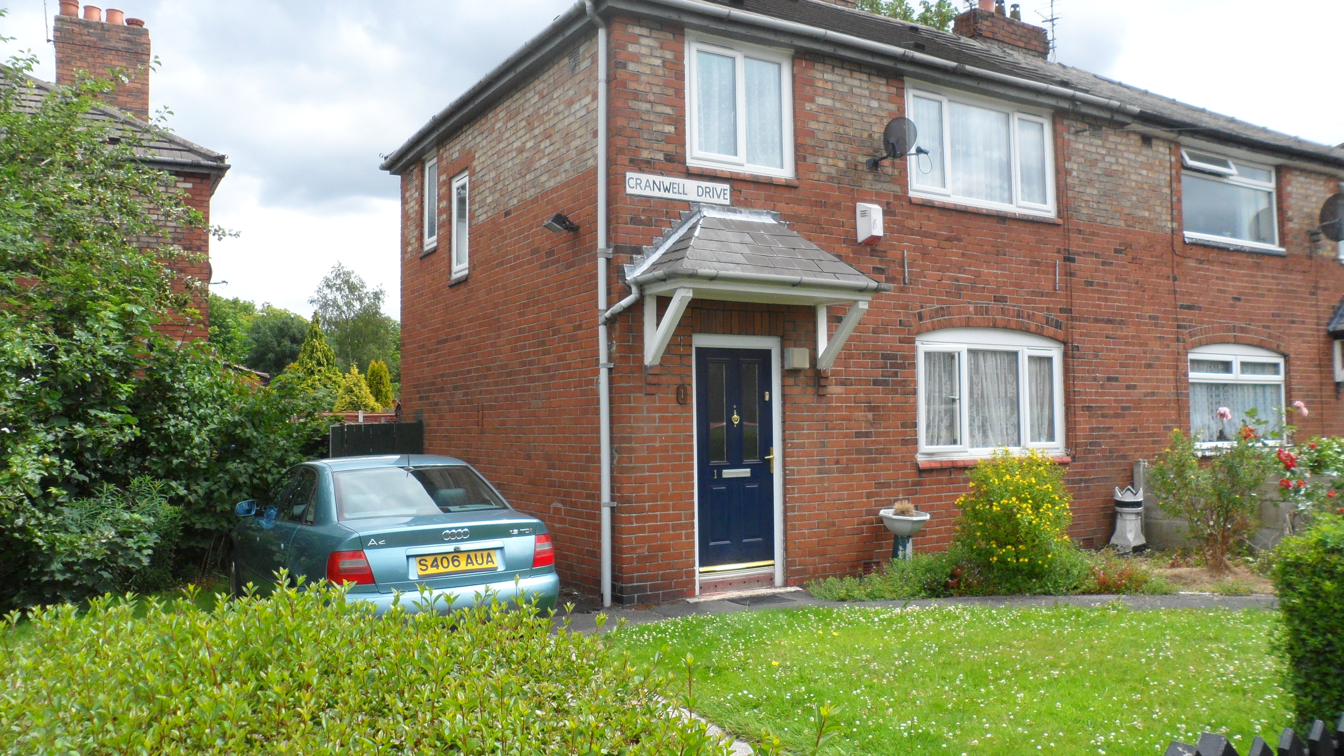 The Childhood Home Of Noel And Liam Gallagher Of Oasis