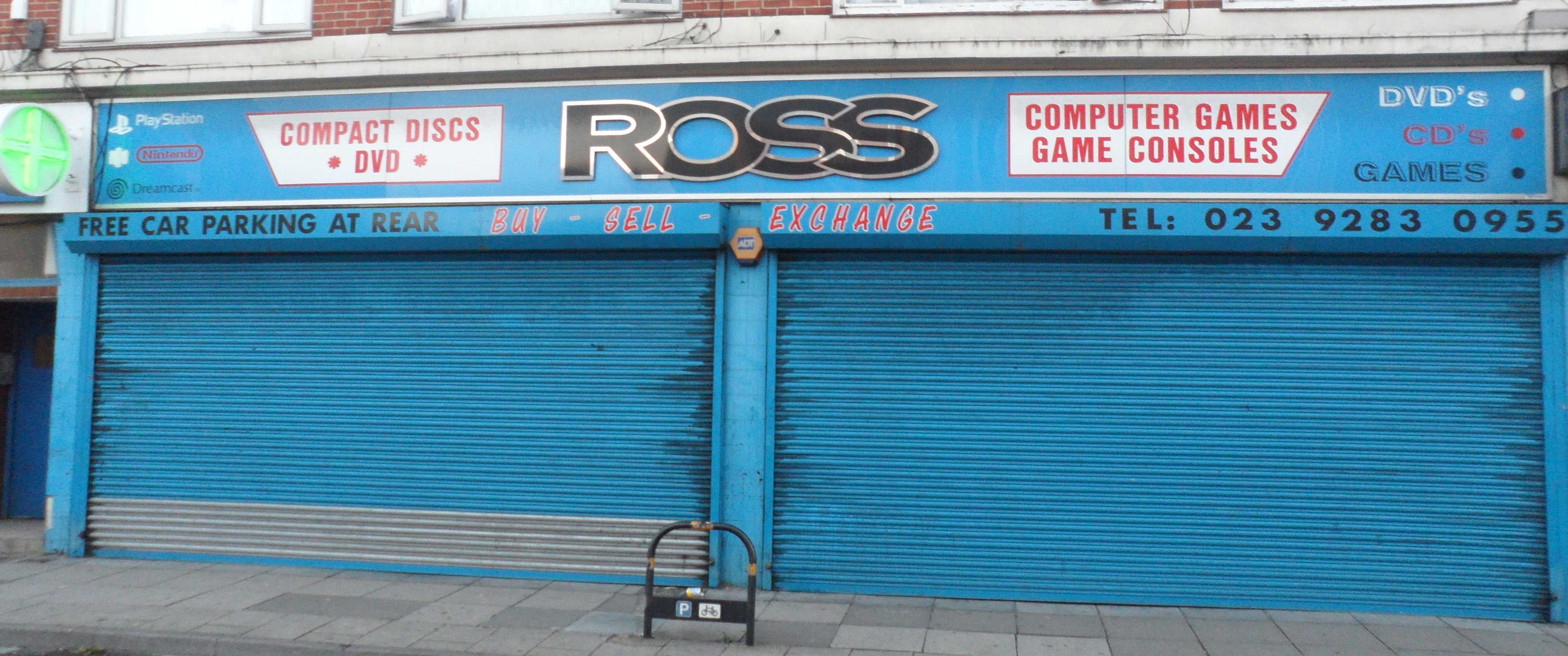 Ross Records 7 9 Kingston Road Portsmouth