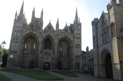 Nearest Car Park For Peterborough Cathedral