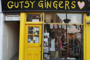 Gutsy Gingers, 4 Brunswick Street, Whitby, www.gutsygingers.co.uk