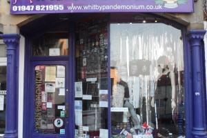 Pandemonium, 29 Flowergate, Whitby, whitbypandemonium.co.uk